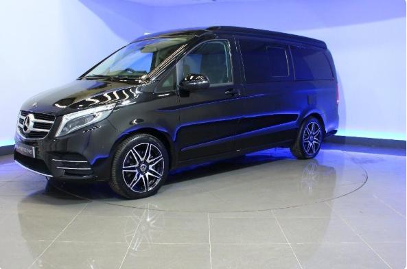 Ford Galaxy 6 Seater Car