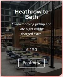 Heathrow to Bath