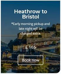 Heathrow to Bristol