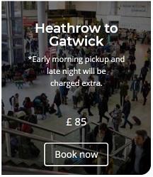 Heathrow to Gatwick