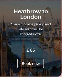 Heathrow to London